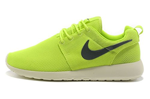 NIKE Volt white Run Roshe Men's Black qqzBOPv