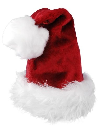 - Rubie's Men's Imperial Santa Hat, Red, One Size