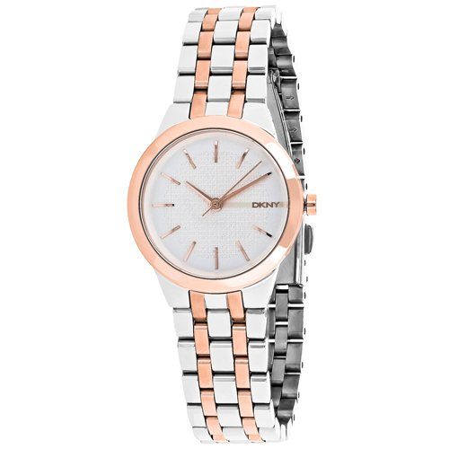 - DKNY Women's 'Park Slope' Quartz Stainless Steel Casual Watch, Color:Silver-Toned (Model: NY2493)