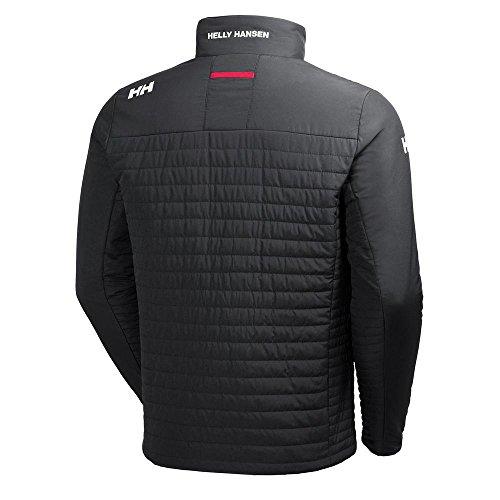 Hansen Helly Giacca Ebony Jacket Insulator Crew 980 Grigio 4rrUqdw