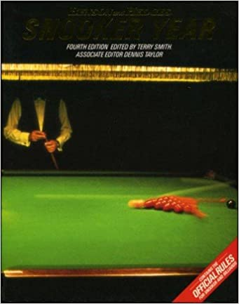 Benson & Hedges Snooker Year 1988 (Pelham practical sports)