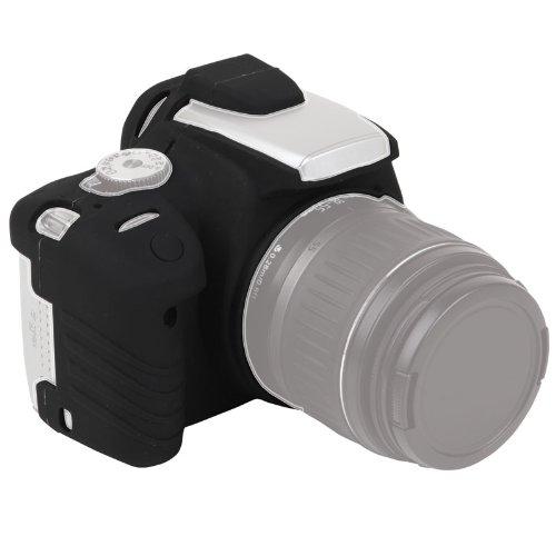 - Delkin DDSPROND5100-B Snug-It Pro DSLR Camera Skin for Nikon D5100 Black