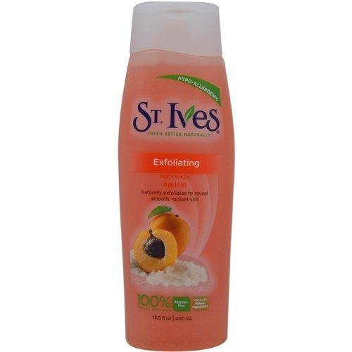 St Ives Moisturizing Apricot Ounces