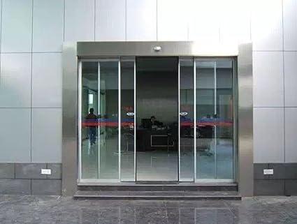 Olide - Cierre de puerta corredera eléctrico, automático, puertas ...
