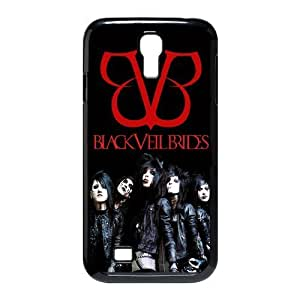 Black Veil Brides Band BVB Team Members Slim Fit Hard Shell Case Compatible Samsung Galaxy S4 by runtopwell