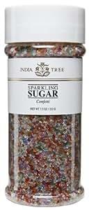 India Tree Sparkling Sugar - Confetti