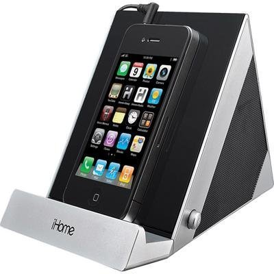 iHome IDM3SC 2.0 Speaker Dock System for iPad/iPhone/iPod -