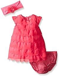 Baby Girls' Scallop Dress Set