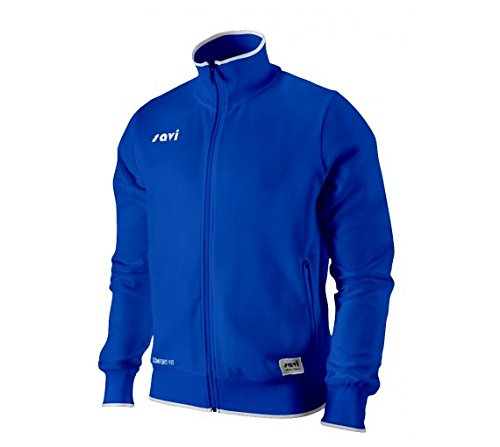 Savi nbsp;x amp; White Jacket Calcio Football 3 Large Blu Di Club Royal r5rzv