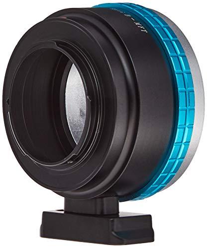 Fotodiox Pro Lens Mount Adapter - Arri Bayonet (Arri-B) Mount SLR Lens to Micro Four Thirds (MFT, M4/3) Mount Mirrorless Camera Body
