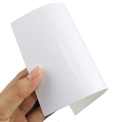 50 hojas papel fotográfico brillante A4 150 gramos Calidad ...