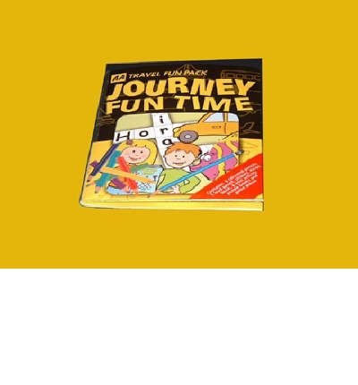 AA Travel Fun Pack: Journey Fun Time (Mixed media product) - Common PDF