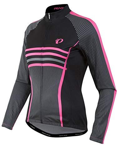 (Pearl Izumi - Ride Women's Elite Thermal Ltd Jersey, Classic Screaming Pink, Small )