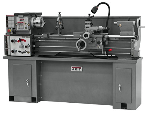 JET BDB-1340A Lathe with CBS-1340A Stand