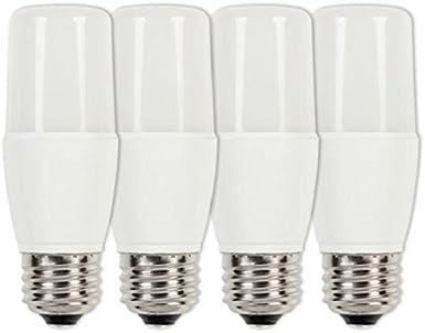 Westinghouse Lighting Bombillas LED E27, 8 W, Blanco Cálido, Pack de 6 unidades, 4: Amazon.es: Iluminación