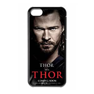 iPhone 5c Cell Phone Case Black Thor KCB Cell Phone Case Personalized Design