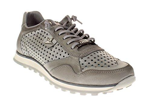 Cetti C848 Sra - Women Sneaker - Natuur-tin-stone, Afmetingen: 37 Eu