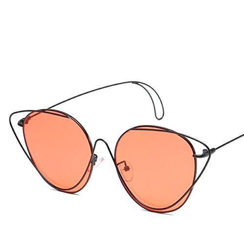 Espejo Luz De Hembra Y De Moda Macho Siete De Sol zwei Gafas Gafas Xue Sol De zhenghao Rfq0OwqvP