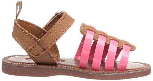 Lattie Sandal Coral B'Gosh OshKosh Brown Girl's 1xn5wUPqB