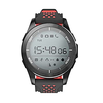 NO.1 F3 Deportes Smartwatch giratoria Dial 30m Impermeable reloj de natación Podómetro reloj de
