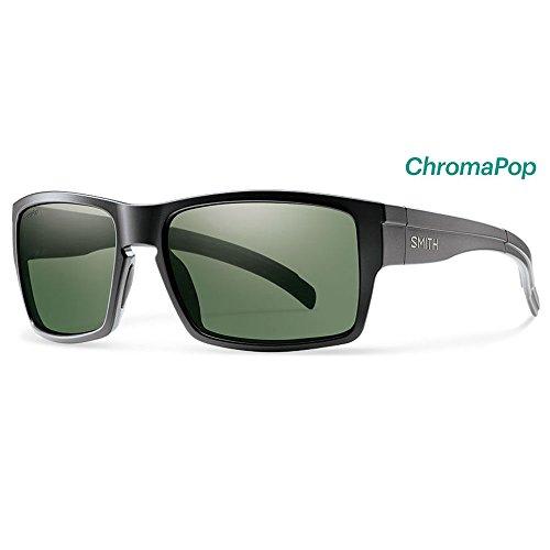 Smith Optics Outlier XL Sunglasses (Matte Black,Polarized Gray - Sunglasses Polarized Xl Smith Outlier