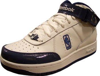 Reebok NBA down time Mid bianco-blu scuro 4-154399 misura 41/US 8,5/UK 7,5