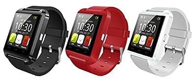 GO EZ Smartwatch U Watch U8 plus U8L wrist watch for android and IOS smatphones