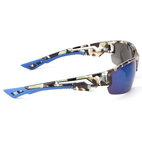 Gris Guía de día de Sol Desinger Gafas Hombre Noche Sol Gris y Gafas Azul Shangougu AaUqF7q