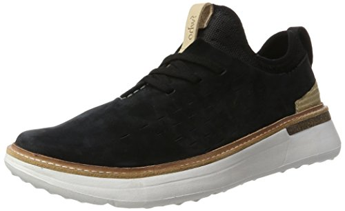 OHW? Herren Devoto Low-Top Schwarz (Black/Black)