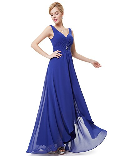 Ever-Pretty HE09983SB06 - Vestido para mujer Sapphire Blue
