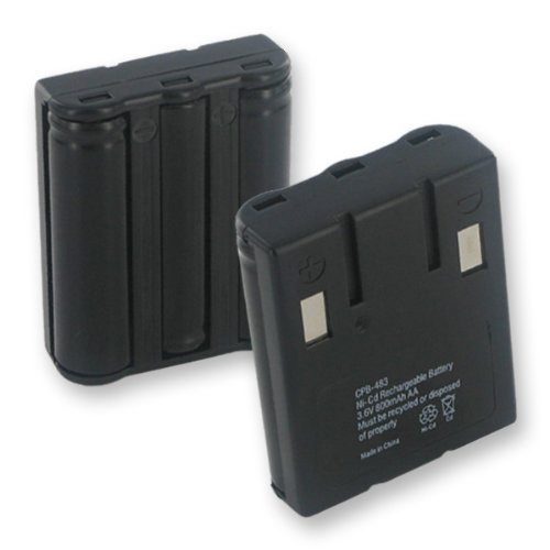 Sony SPP-A972 Cordless Phone Battery 3.6 Volt, Ni-CD 800mAh - Replacement For SONY BP-T23