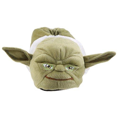 Sams Chaussons Disney Star Wars Maître Yoda Produit sous licence officielle