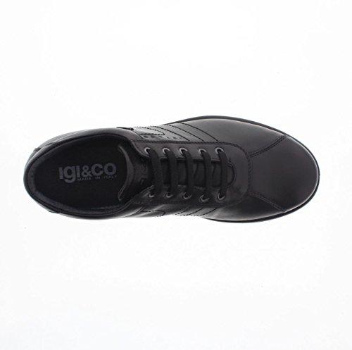 Igi & Co 6695 Cuir Noir 000 Taille 39