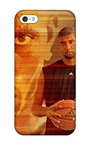 Protection Case For Iphone 5/5s / Case Cover For Iphone(tim Duncan)