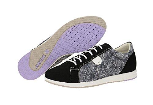 Marca Le Geox Modello Donne Avery Nero D Sport Scarpe Donne Per Colore nero Geox YqqHTf