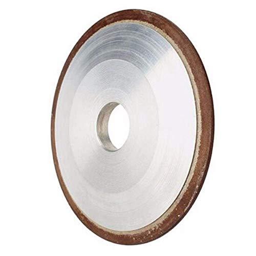 CHUNSHENN 180グリット100ミリメートルダイヤモンド砥石超硬スチール樹脂カッター研削、研磨 研磨用 研磨工具