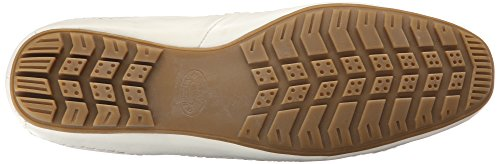 Steve Madden Mens Geyser Slip-On Loafer White EZTrcmpuW8
