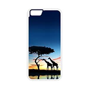 "Africa Customized Case for Iphone6 Plus 5.5"", New Printed Africa Case"