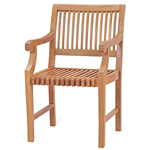 41cDfkJKpUL._SS300_ Teak Dining Chairs & Outdoor Teak Chairs