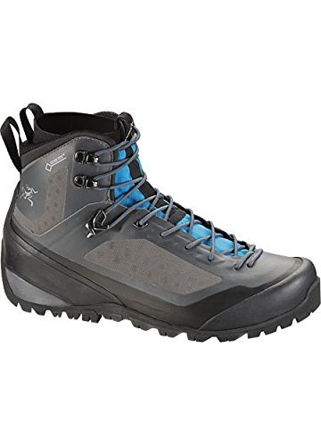 ARCTERYX Bora2 Mid Hiking Boot - Womens Boots 9.5 Light Graphite/Big Surf