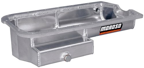 Moroso 20912 Drag Oil Pan for Prelude 2.2L Engines