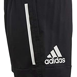 adidas Boys' Badge of Sport Length Shorts