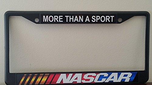 nascar license plate frame - 4