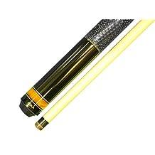 Jump Break Cue Stick Aska JBC Fireball, 3pc Cue, Jump /Break Cue. 13mm Tip, Hard Rock Canadian Maple Shaft