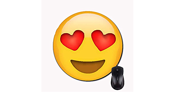 DJSK The Funny Round Emoji Smiley Face Pattern Small Mini ...