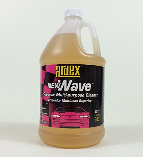 Ardex New Wave Multi Purpose Cleaner Concentrate - Interior - Exterior - Automotive - Marine - Aircraft and RV (Gal.)