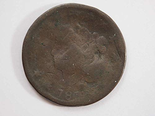 1818 P Coronet Large Cent Large Cents Ungraded