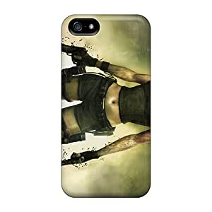 For Iphone Case, High Quality Tomb Raider For Iphone 5/5s Cover Cases
