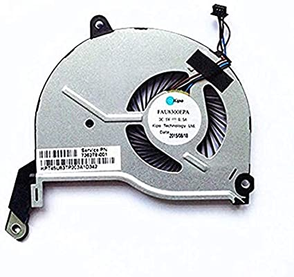 Cpu Fan for HP 15-F Laptops Replaces 736278-001