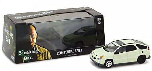 Greenlight 86498 Walter White's 2004 Pontiac Aztek Breaking Bad (2008-2013) TV Series (Fleetwood Windshield)